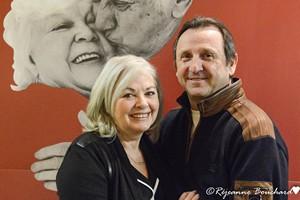 Louise Portal et Jacques Hébert