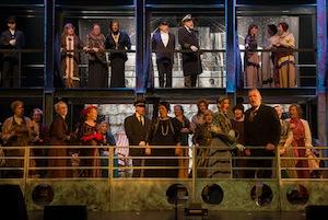 La comédie musicale «Et si le Titanic»