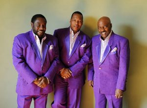 The O'Jays © Photo de courtoisie