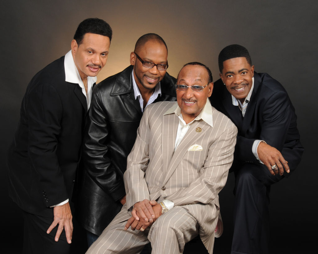 The Four Tops en 2011 © Photo de courtoisie
