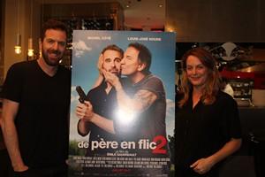 Julie Le Breton et Patrice Robitaille