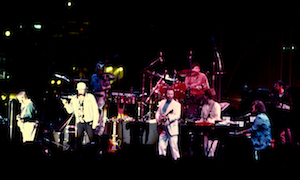 Spectacle des Beach Boys en 1986
