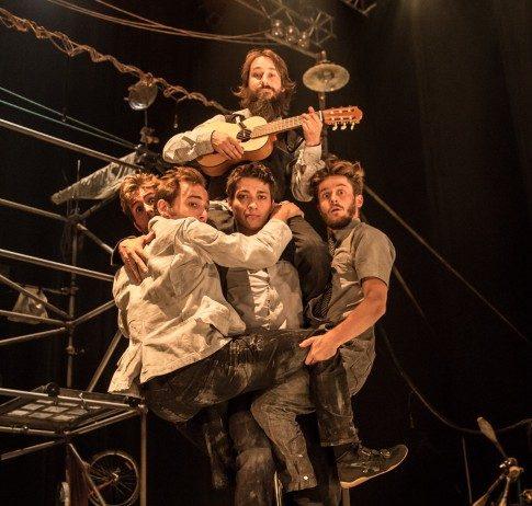 Machine de cirque © Loup William Théberge