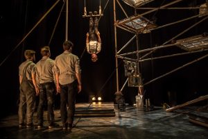Machine de cirque © Loup William Théberge