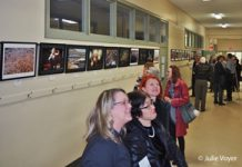Exposition de photos au centre Noël Brulart