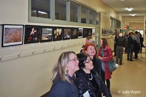 Exposition de photos au centre Noël Brulart