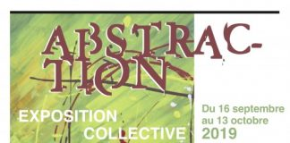 Abstraction, exposition du 16 septembre au 13 octobre