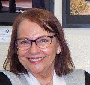 la gestionnaire Réjeanne Bouchard
