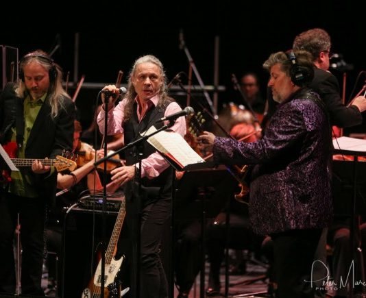 Concerto for Orchestra de John Lord enflamme le Palais Montcalm avec L'OSQ, Bruce Dickinson et The Paul Deslauriers Band