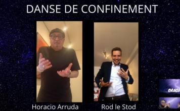 Horacio Arruda critiqué pour sa danse avec le rappeur Rod le Stod