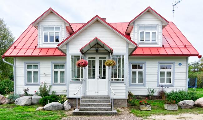 6 raisons de choisir une toiture en acier pour sa maison