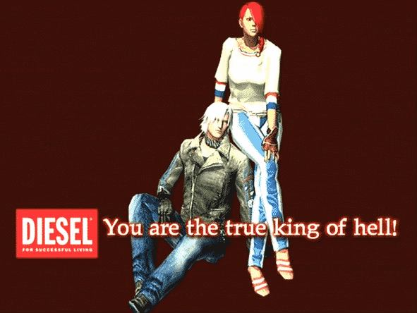 Devil May Cry 2 King of Hell