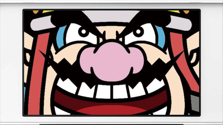 wario ware gold pic
