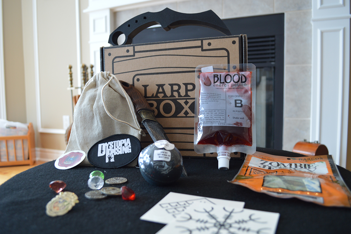 Grab Bag LARP Box