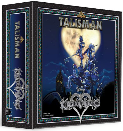 talisman kingdom hearts