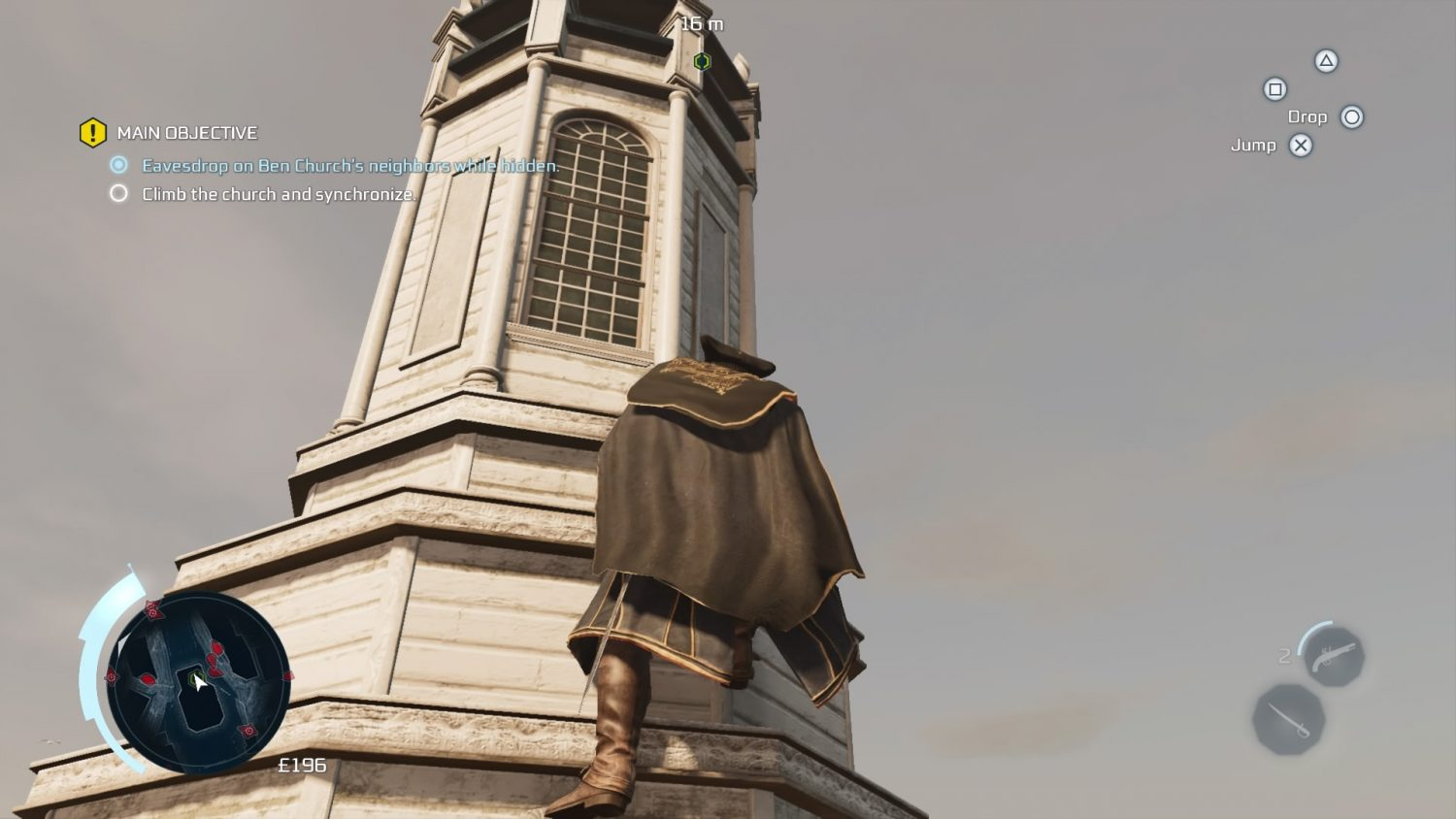 Assassins Creed® III Remastered