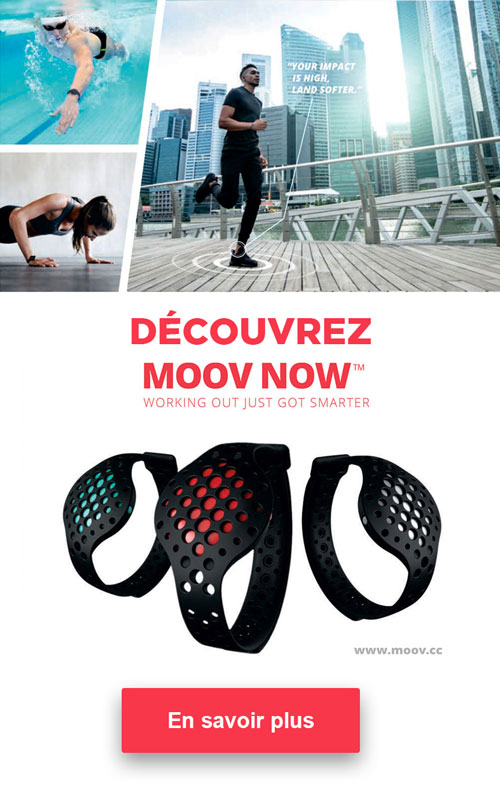 Moov Now Activity Tracker