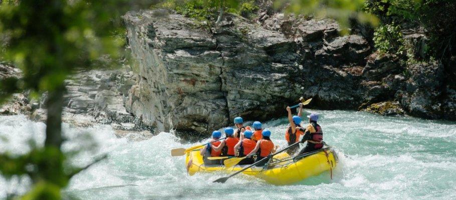 Kootenay Rafting