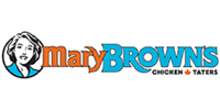 Mary Brown Chicken & Taters logo
