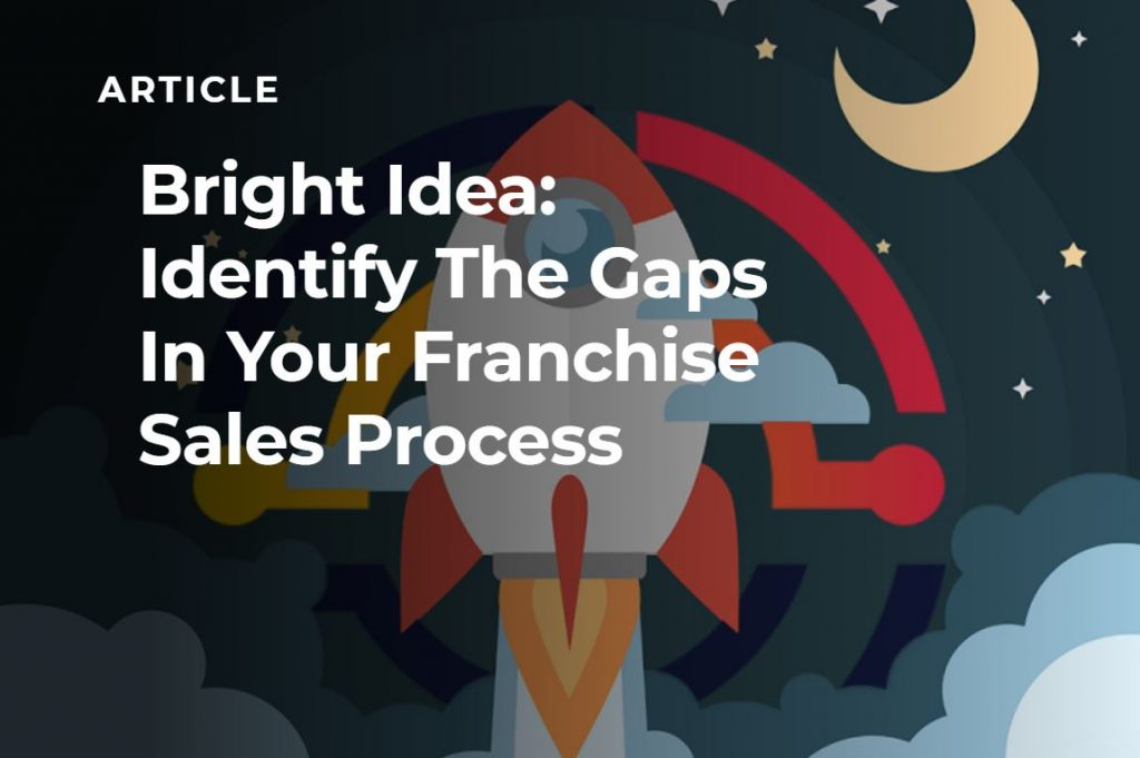 Article Franchise Sales Process Banner