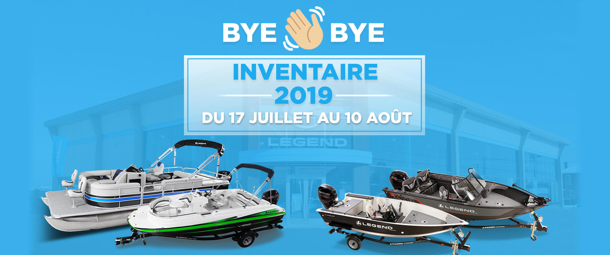 Bye Bye Inventaire 2019