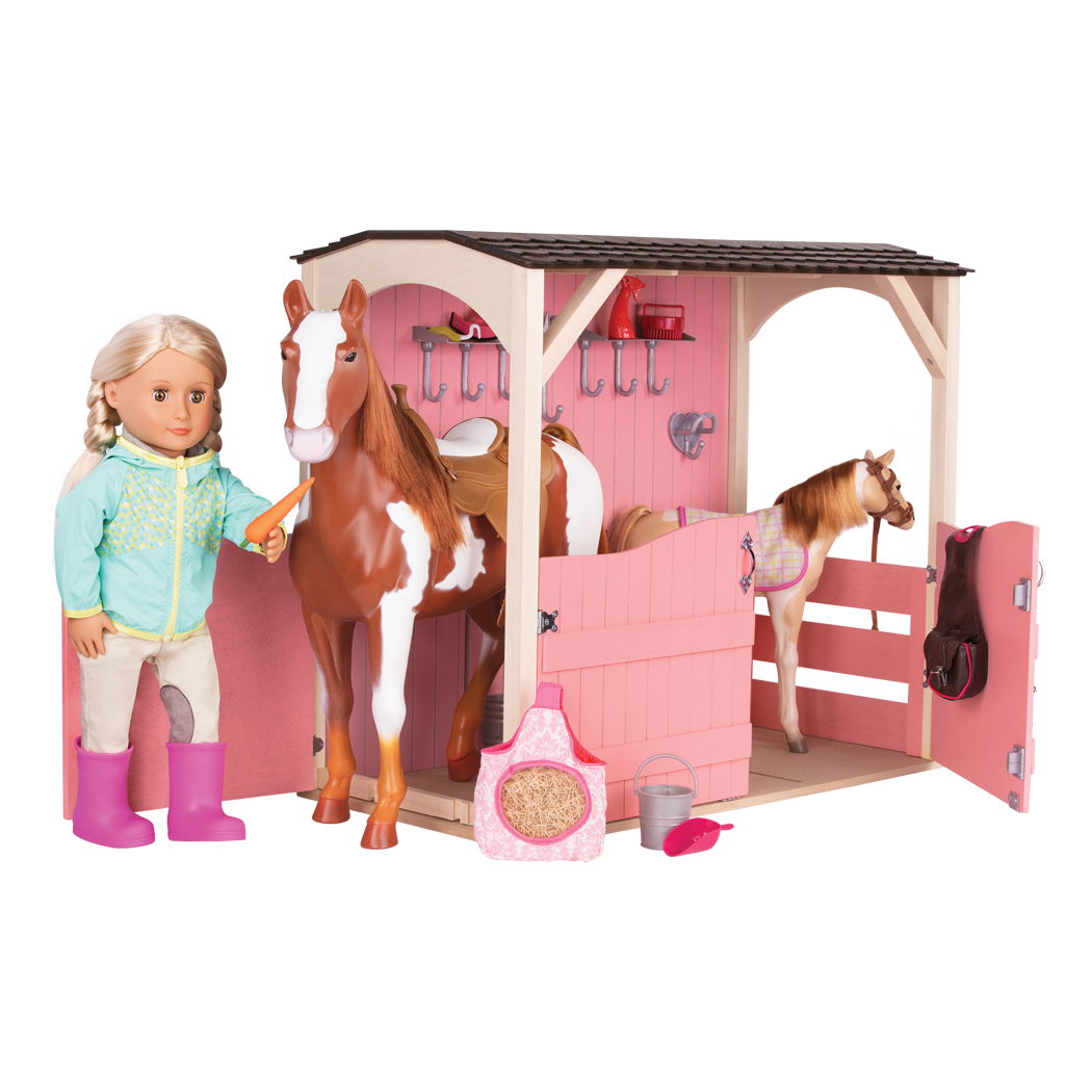 Tamera31192 Horse stable