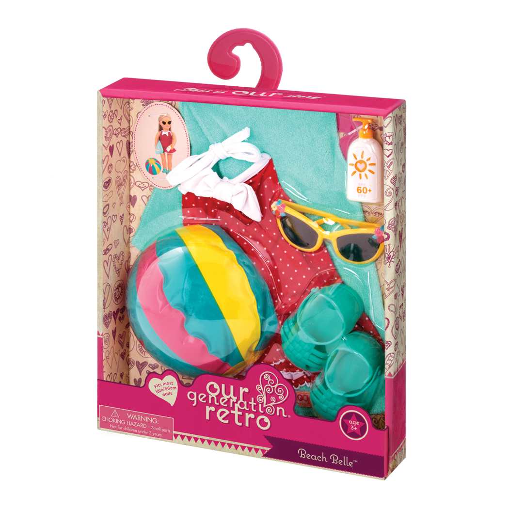 Beach Belle package detail