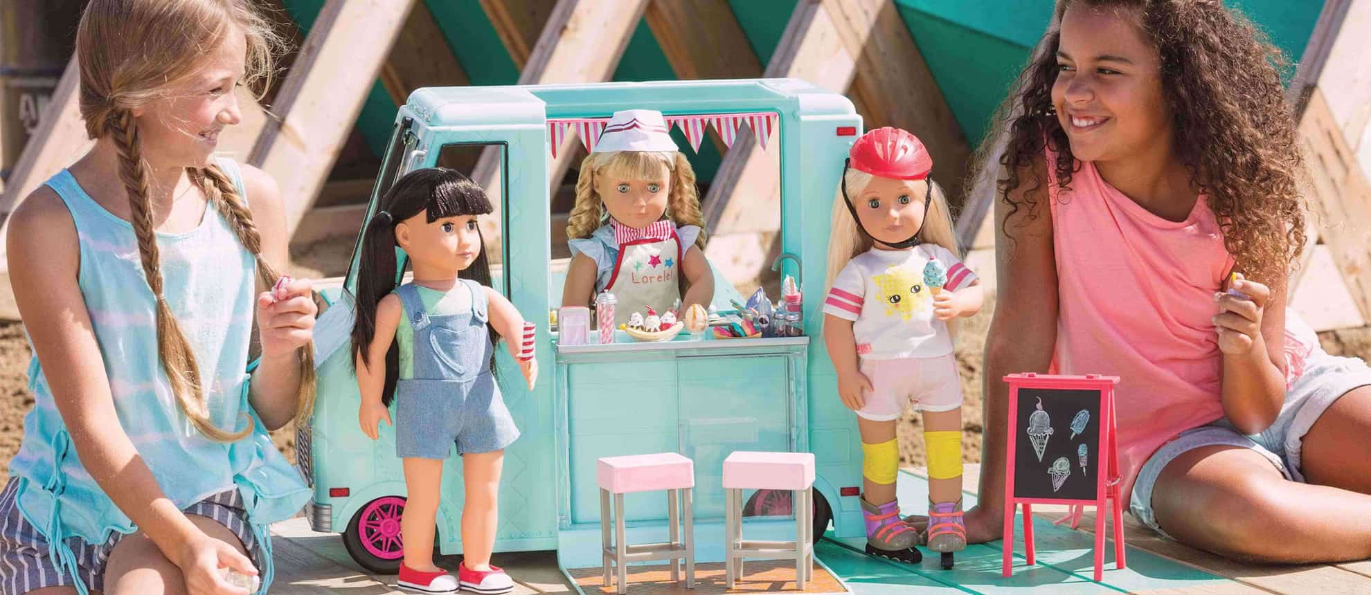 Dolls, Furniture & Accessories for Girls | Our Generation