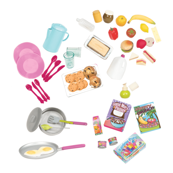R.V. Seeing You Food Accessory Set