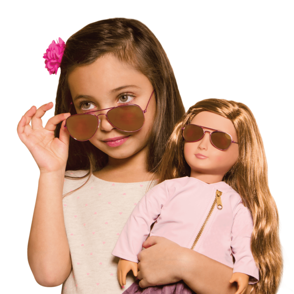 me and you aviator sunglasses our generation dolls