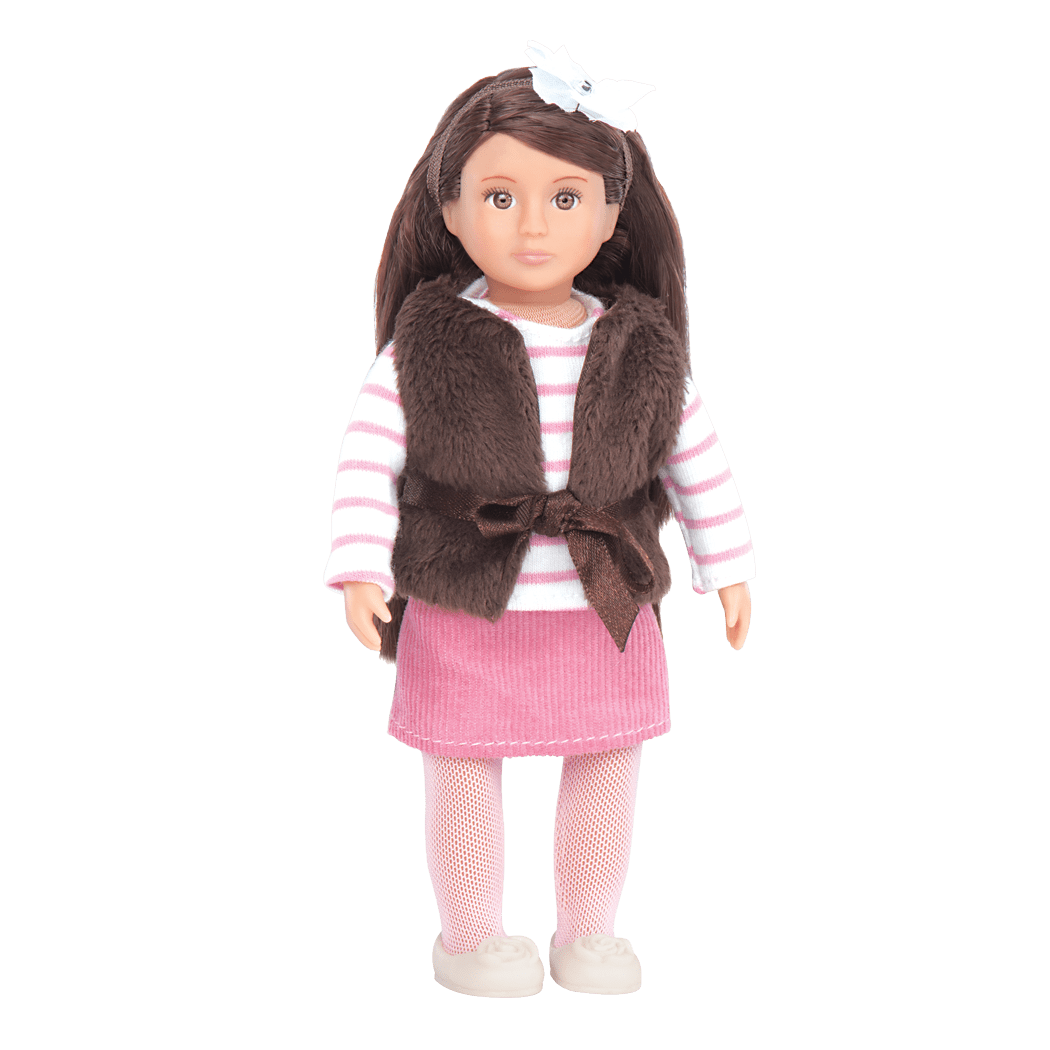 BD33006A Mini Sienna 6 inch Doll