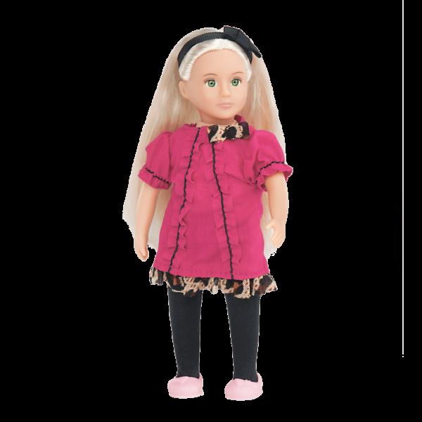 BD33005A Mini Holly 6 inch Doll
