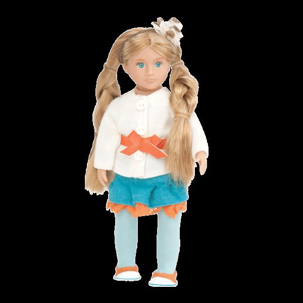 BD33004A Mini Sadie 6 inch Doll