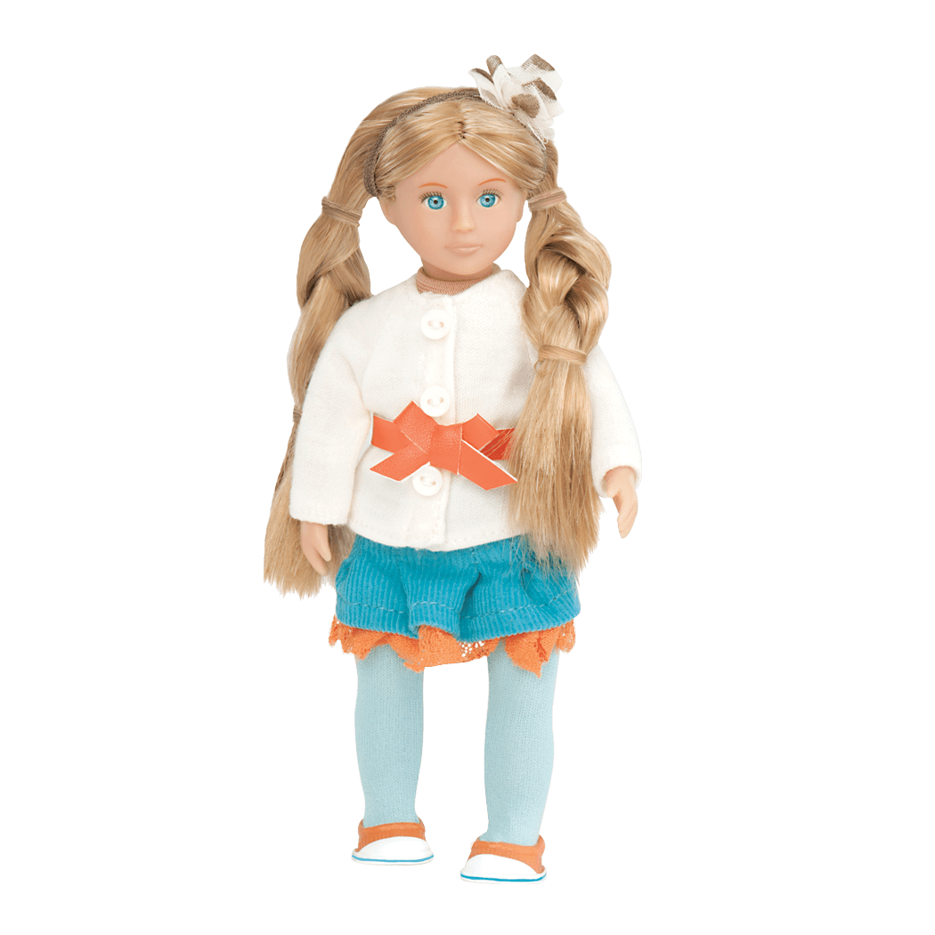 BD33004A Mini Sadie 6 inch Doll