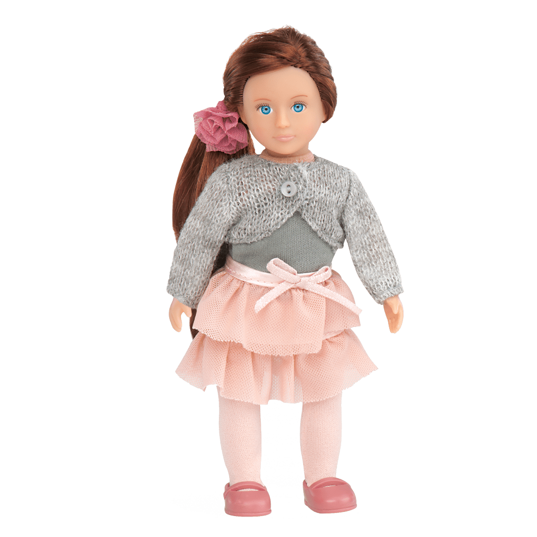 BD33003A Mini Ayla 6 inch Doll