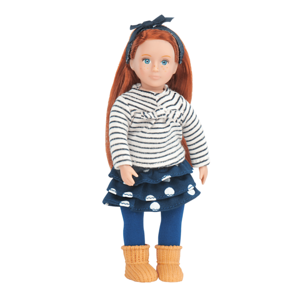 BD33002A Mini Kendra 6 inch Doll