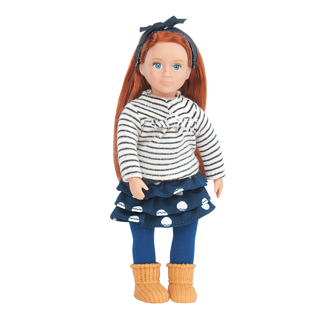 BD33002A Mini Kendra 6 inch Doll