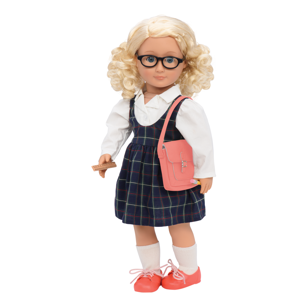 Perfect Score outfit Steffie doll wearing01