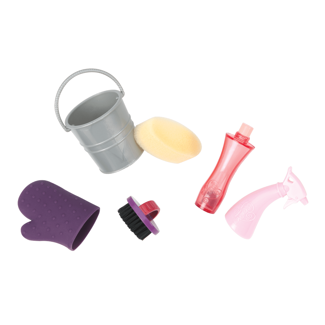 Palomino Foal grooming accessories03