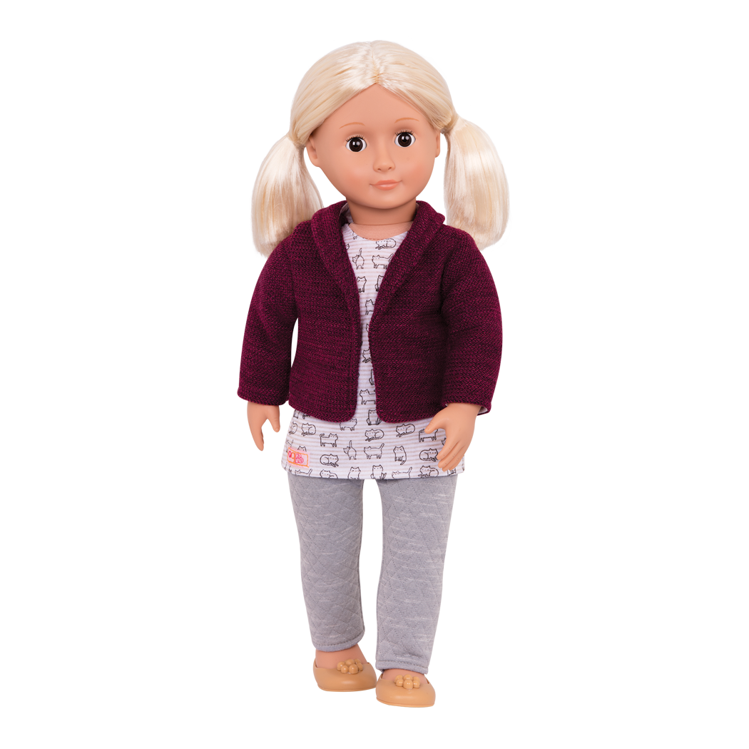 Elona 18-inch Doll with Short Hair