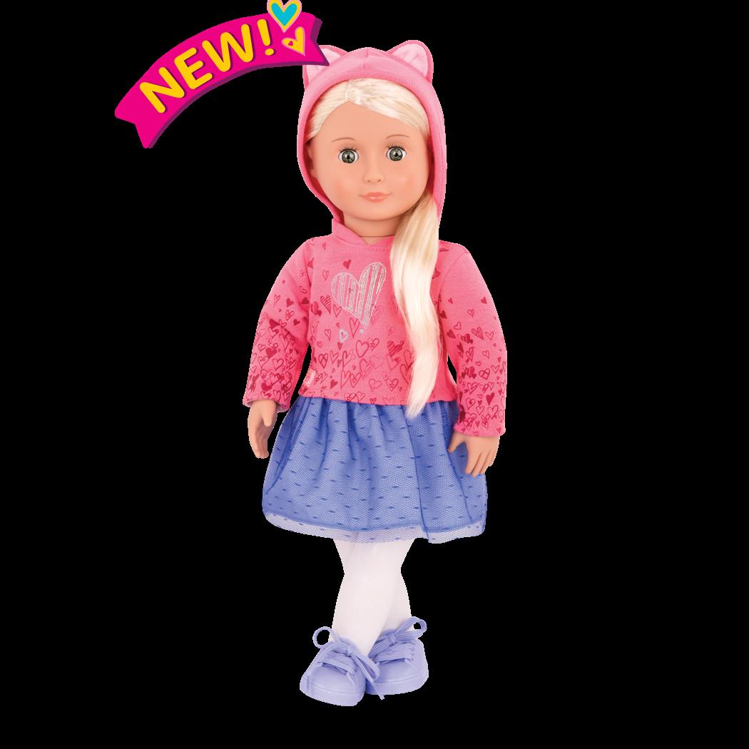Elizabeth Ann 18-inch Doll