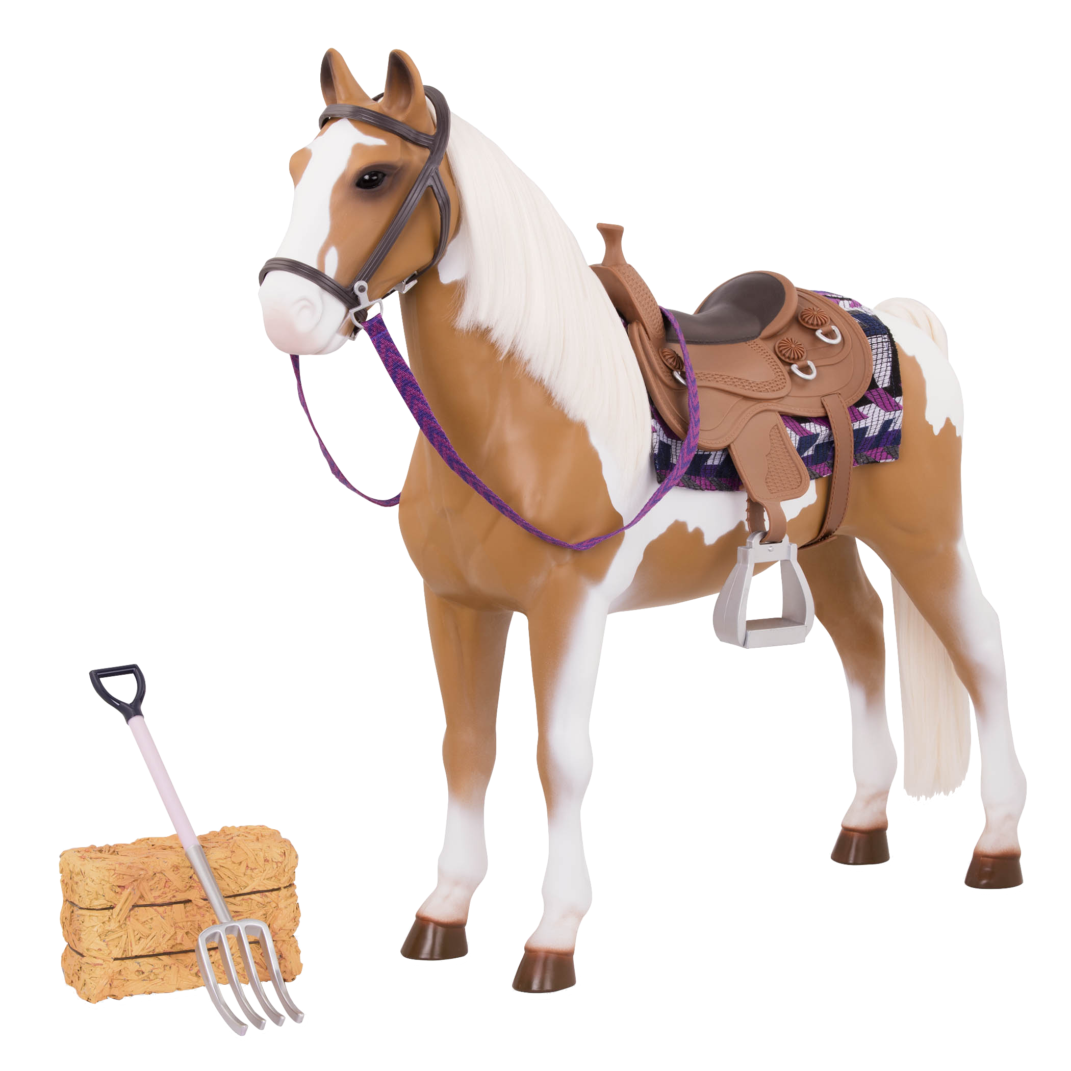 Stable Horse all components