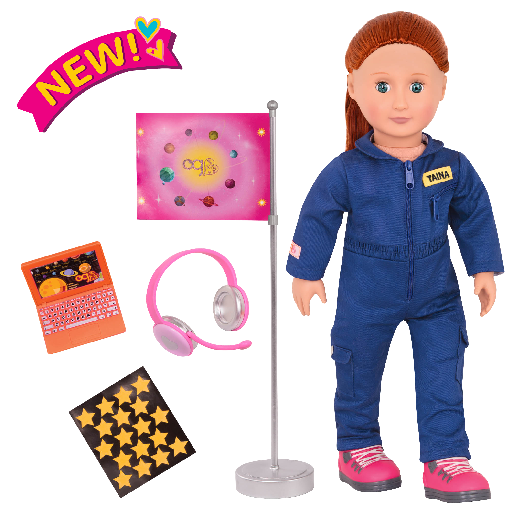 Taina 18-inch Astronaut Doll