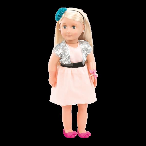 Anyay doll detail