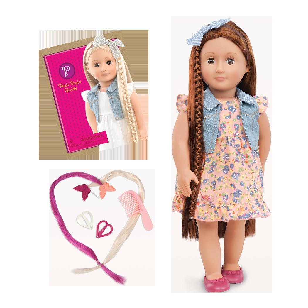 Paisley 18-inch Hairplay Doll