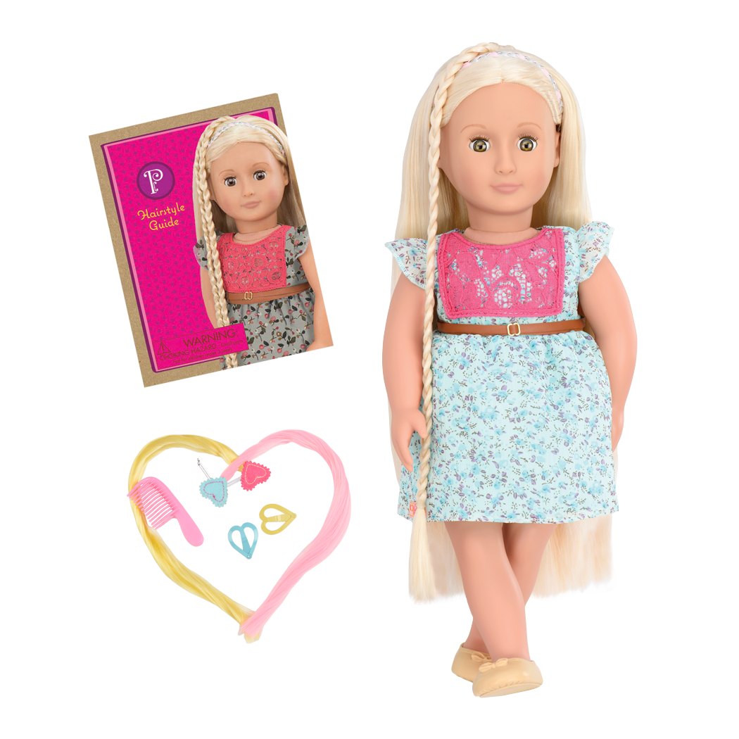 Pria 18-inch Hairplay Doll