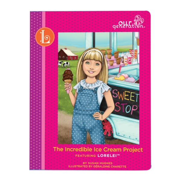 Lorelei storybook cover