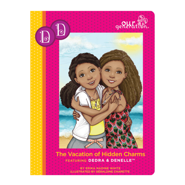 Denelle storybook cover