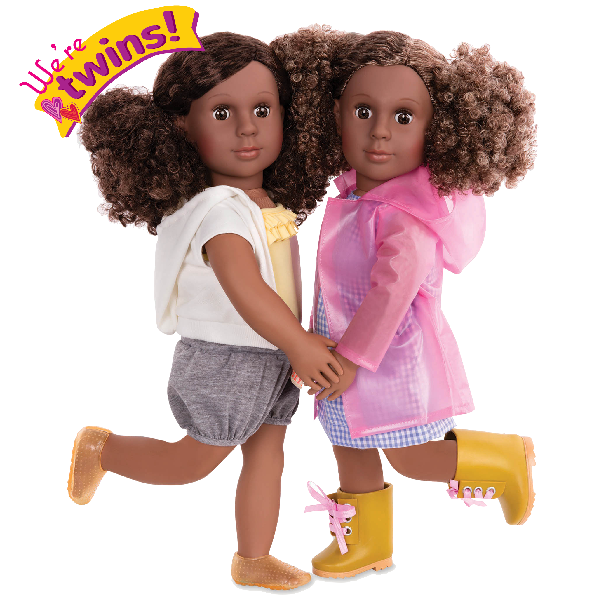 Dedra and Denelle TWINS image