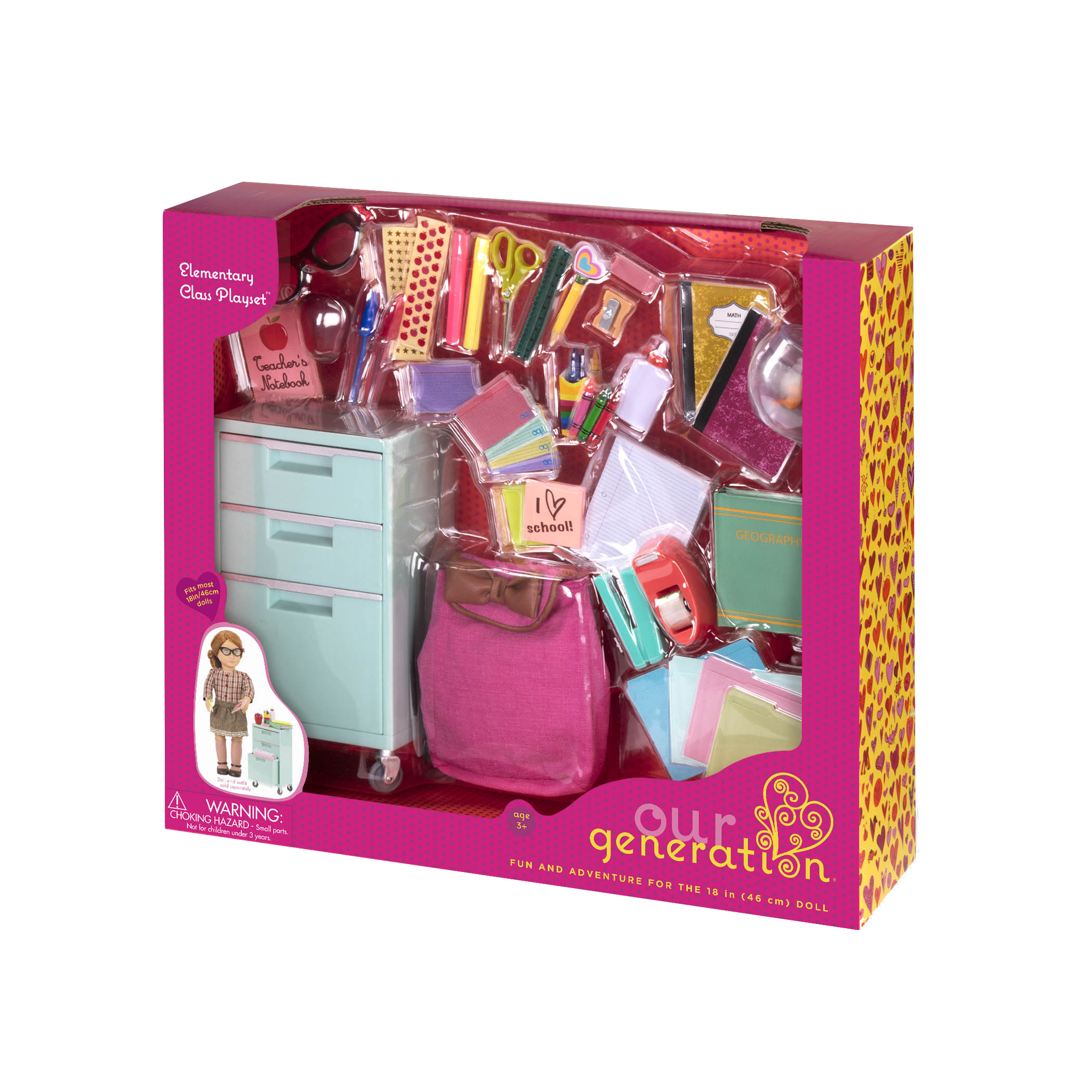 Elementary Class Playset package